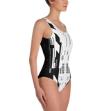 CMD & CTRL ULTRA MONO ONE-PIECE SWIMSUIT-Dustrial