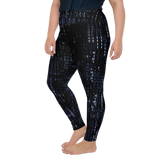DEFRAG BLUE PS LEGGINGS-Dustrial