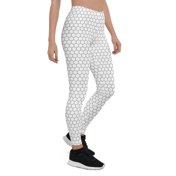 HEXAGON WIGHT LEGGINGS-XS-Dustrial