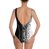 DEFRAG 0 MONO ONE-PIECE SWIMSUIT