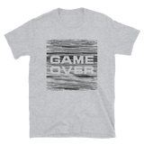 GAME OVER BUDGET TEE-Sport Grey-S-Dustrial