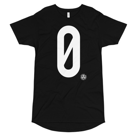 B.F. XERO LONG BODY T-SHIRT