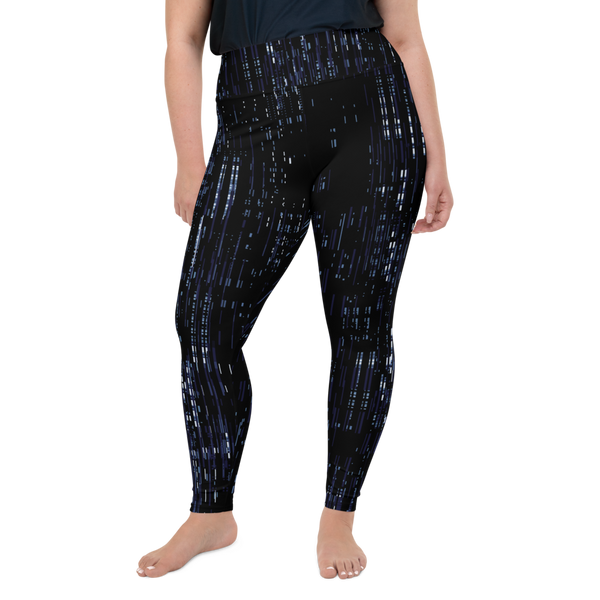 DEFRAG BLUE PS LEGGINGS-2XL-Dustrial