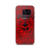 BUER RED SAMSUNG CASE-Samsung Galaxy S7-Dustrial