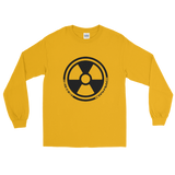 DECAY2K LONG SLEEVE T-SHIRT-Gold-S-Dustrial