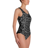 WIRED V2 MONO ONE-PIECE SWIMSUIT-Dustrial