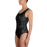 SIERP DECONSTRUCT MONO V2 ONE-PIECE SWIMSUIT-Dustrial