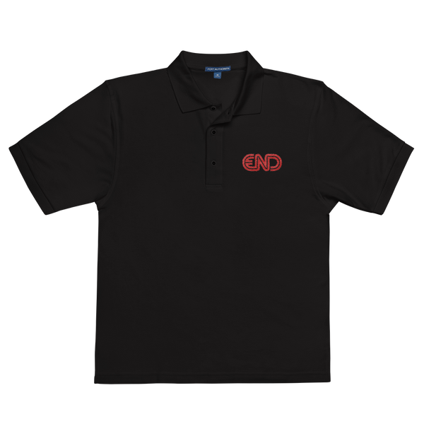 END E POLO SHIRT-S-Dustrial