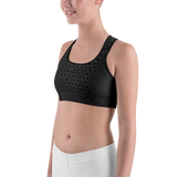 HEX GEN DRK SPORTS BRA-Dustrial