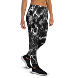 PRIMORDIAL VOID AO WOMEN'S JOGGERS-Dustrial