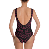 MECH XIII UMBRA ONE-PIECE SWIMSUIT-Dustrial