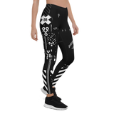 09011E N∞THING LEGGINGS-Dustrial