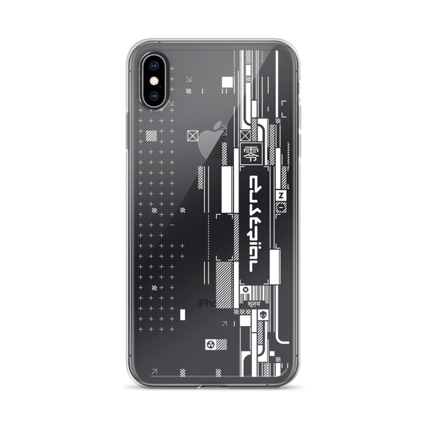 XERODUSTRIAL IPHONE CASE-iPhone XS Max-Dustrial