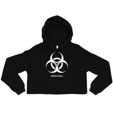 BIODUSTRIAL CROP HOODIE-Black-S-Dustrial