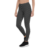 HEXAGON MONO LEGGINGS-Dustrial
