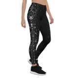 LOGIC i9 LEGGINGS-Mono-XS-Dustrial