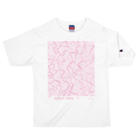 PERLIN NOISE CHAMPION TEE