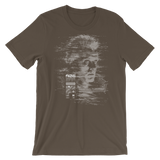 TEARS GLITCH UNISEX T-SHIRT-Army-S-Dustrial