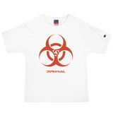 BIODUSTRIAL CHAMPION TEE-White-S-Dustrial