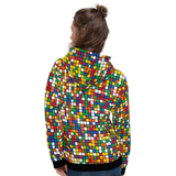 MAGIC CUBE UNISEX AO HOODIE-Dustrial