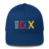 MS DOX FLEXFIT TWILL CAP