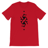 DUODUST UNISEX T-SHIRT-Red-S-Dustrial