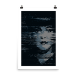 """RACHAEL GLITCH"" OPEN EDITION PRINT"