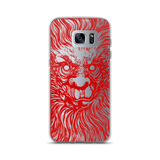 BUER RED SAMSUNG CASE-Samsung Galaxy S7 Edge-Dustrial