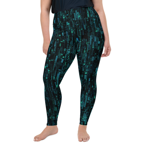 SILICON BLUE PS LEGGINGS