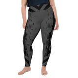 CMD & CTRL V2 GREY PS LEGGINGS-2XL-Dustrial