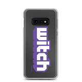 WITCH SAMSUNG CASE-Samsung Galaxy S10e-Dustrial