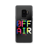 OFF-AIR SAMSUNG CASE-Samsung Galaxy S9-Dustrial