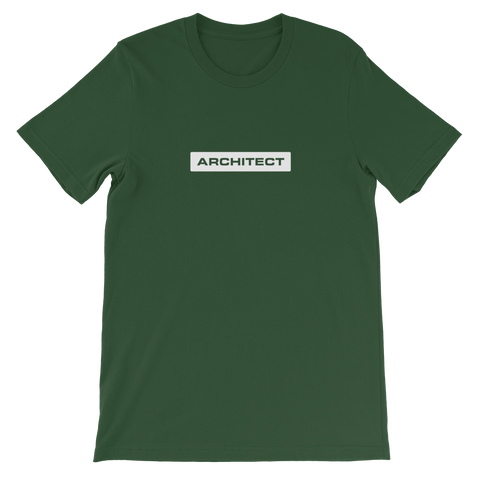 ARCHITECT GALACTIC SUPERMARKET UNISEX T-SHIRT-Forest-S-Dustrial