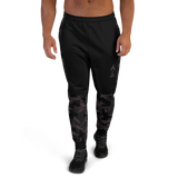 CAMO BLACK AO MENS JOGGERS-Dustrial