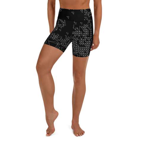 SIERP DECONSTRUCT MONO V2 YOGA SHORTS-XS-Dustrial