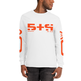 STR LONG SLEEVE T-SHIRT-White-S-Dustrial