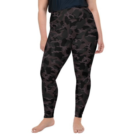 CAMO BLACK PS LEGGINGS