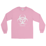 BIOHAZARD LONG SLEEVE T-SHIRT