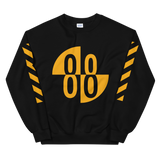 HB-88 CREWNECK SWEATSHIRT-Black-S-Dustrial