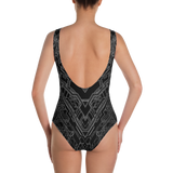 MECH I MONO ONE-PIECE SWIMSUIT-Dustrial
