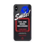 24HR SMILE IPHONE CASE-iPhone XS Max-Dustrial