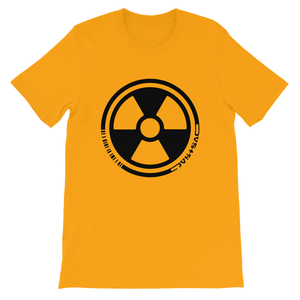 DECAY2K UNISEX T-SHIRT-Gold-S-Dustrial