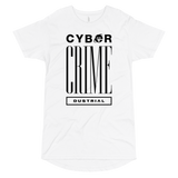 CYBERCRIME95 MONO LONG BODY T-SHIRT