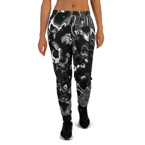 PRIMORDIAL VOID AO WOMEN'S JOGGERS