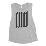 CVLT WOMEN'S MUSCLE TANK-Athletic Heather-S-Dustrial