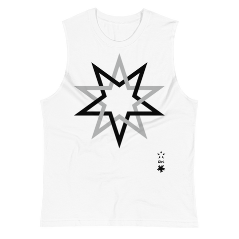 DECIMATE MUSCLE TANK-S-Dustrial