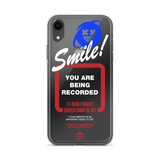 24HR SMILE IPHONE CASE-iPhone XR-Dustrial