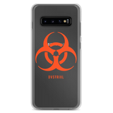 BIOHAZARD SAMSUNG CASE-Samsung Galaxy S10 Plus-Dustrial