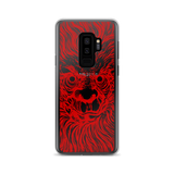 BUER RED SAMSUNG CASE-Samsung Galaxy S9 Plus-Dustrial