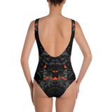 RUBICON VOID ONE-PIECE SWIMSUIT-Dustrial